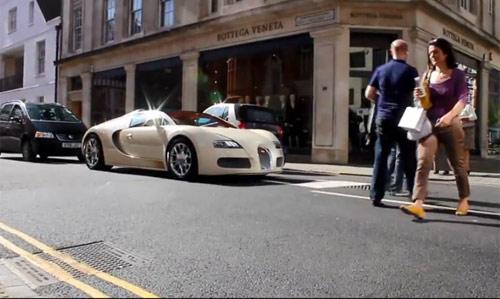 Siêu xe quần thảo đường phố London - 1