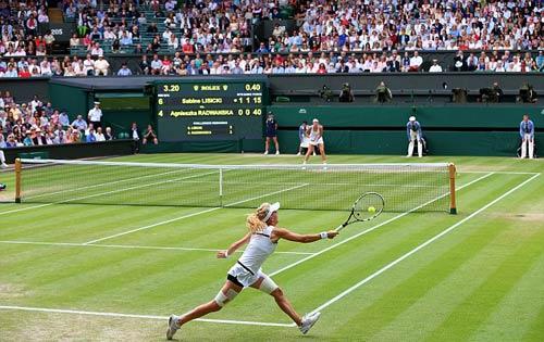 Radwanska - Lisicki: Siêu kịch tính (BK Wimbledon) - 1