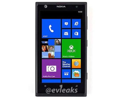 Lumia 1020 máy ảnh 41MP, dùng mạng AT&T - 1