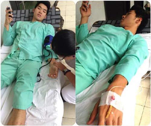 Trương Nam Thành bị tai nạn nặng khi đóng phim - 1