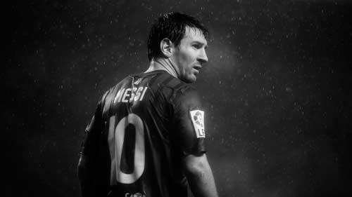 Khi Messi ngang hàng với các huyền thoại - 1
