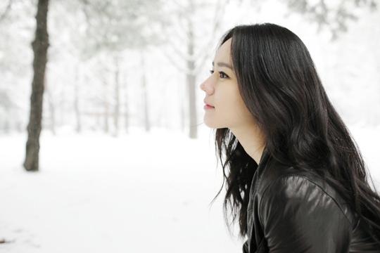 Ngọc nữ Han Ga In sang Việt Nam - 1
