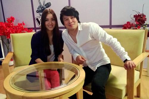 Bích Phương làm stylist cho The Voice Kids - 1