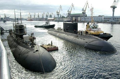 """Tháng 9, 2 tàu ngầm """"Hà Nội"""" và """"TPHCM"""" về VN - 1"""