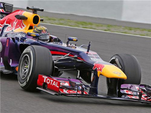 F1 - Chạy thử German GP: Red Bull lấn lướt - 1