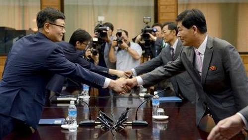 Triều Tiên bàn mở lại khu công nghiệp Kaesong - 1