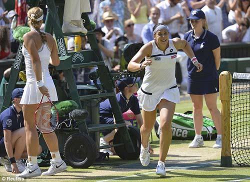 Bartoli hoàn tất giấc mơ VĐ Wimbledon - 1