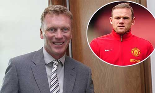 Giữ Rooney: Chiến công đầu tiên của Moyes - 1