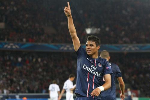"""Barca: """"Mục tiêu vàng"""" Thiago Silva - 1"""
