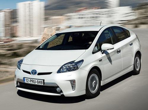 Toyota Prius cán mốc 3 triệu xe - 1
