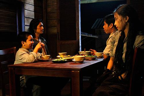 Vân Ngô vướng tình tay ba trong Lửa Phật - 1