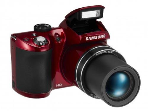 Samsung ra mắt máy ảnh siêu zoom 26x - 1