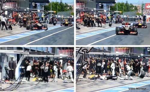 F1 - German GP: Chiến thắng cho người mạnh mẽ nhất - 1