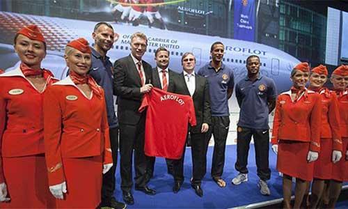 MU ký hợp đồng với hãng hàng không Nga - 1
