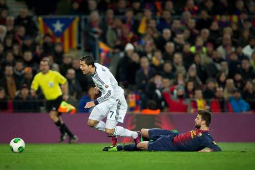 Ronaldo chưa đạt tới đỉnh cao sự nghiệp? - 1