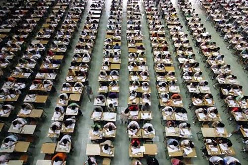 TQ: Bài thi đại học điểm 0 chấn động dư luận - 1