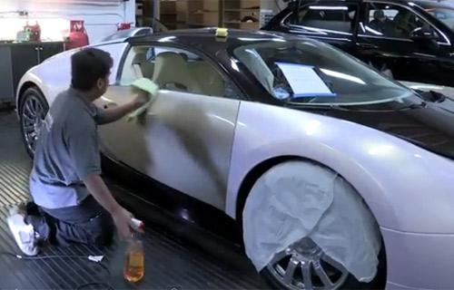 """Mục sở thị công nghệ """"lột xác"""" Bugatti - 1"""
