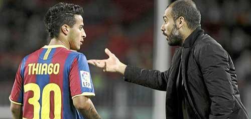 Nóng: Thiago quay lưng MU, chọn Bayern - 1