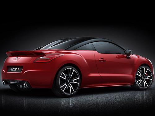 Peugeot RCZ R 2013 chính thức lộ diện - 1