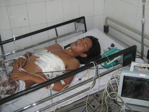 Ca mổ thần kỳ, cứu sống bệnh nhân bị đâm thủng tim - 1