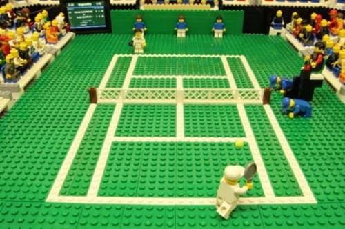 """CK Wimbledon """"đặc biệt"""" Murray-Djokovic - 1"""
