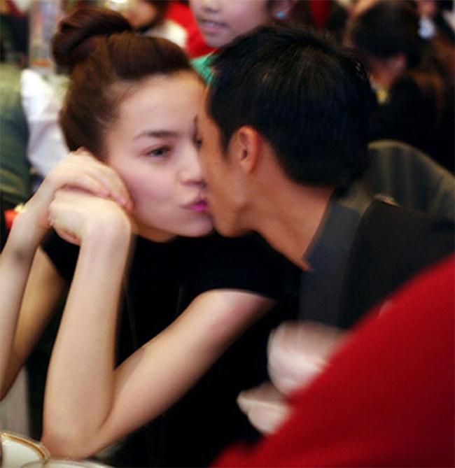 Nụ hôn hiếm hoi của Hà Hồ - Cường Đô la