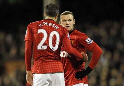 "David Moyes ""nắn gân"" Rooney - 1"