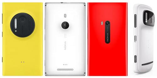 """Nokia Lumia 1020 đọ cấu hình với """"anh em"""" - 1"""