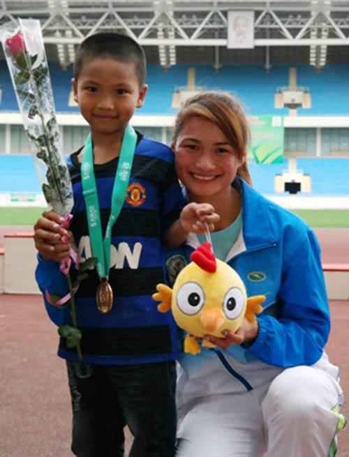 """Nguyễn Thị Oanh """"vuột"""" HCĐ điền kinh trẻ thế giới - 1"""