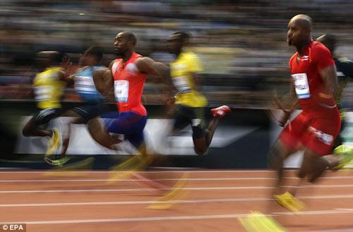 Ngôi sao điền kinh dính doping gây sốc - 1