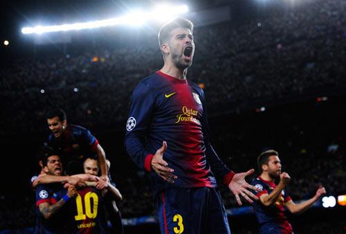Barca: Cần Pique trưởng thành hơn - 1