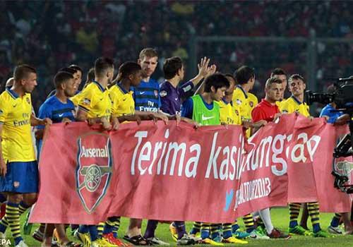 Đại thắng Indonesia, Wenger ca ngợi học trò - 1
