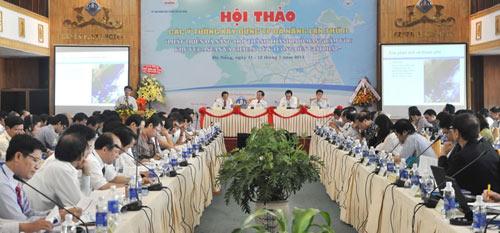 Đưa Đà Nẵng trở thành đô thị đẳng cấp quốc tế - 1