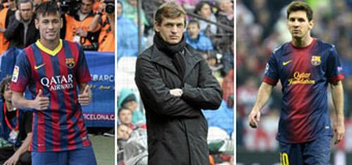 Barca: Không chỉ là kết hợp Messi-Neymar - 1