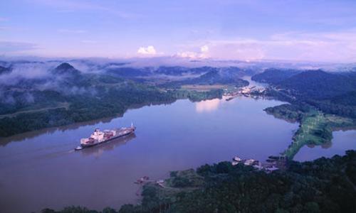 Panama bắt giữ tàu chở vũ khí của Triều Tiên - 1