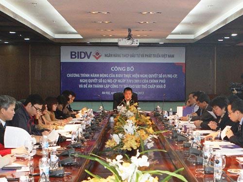 Xác định 3 kẻ tung tin Chủ tịch BIDV bị bắt - 1