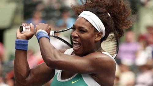 Serena trở lại sau thất bại ở Wimbledon - 1