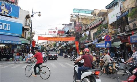 Di dời 1.530 hộ dân khỏi phố cổ Hà Nội - 1
