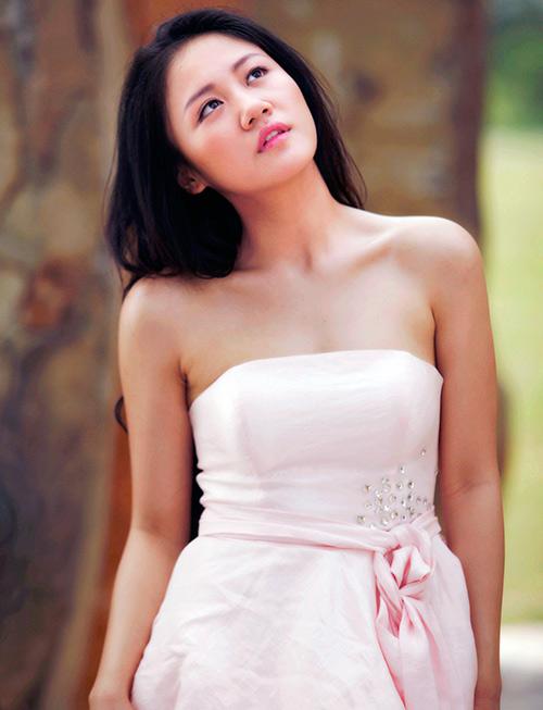 Văn Mai Hương đóng phim cùng trai Mỹ - 1