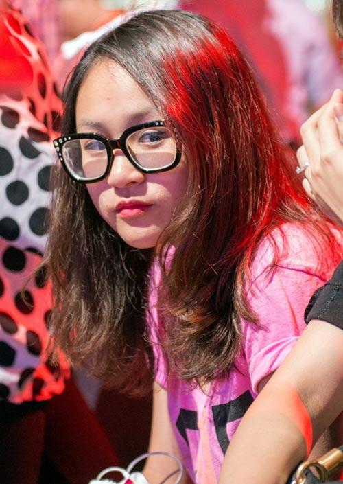 Con gái Thanh Lam: Tuổi 17 đẹp rạng ngời - 1