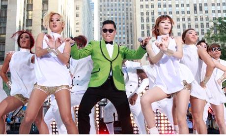 1 năm Gangnam Style gây bão - 1