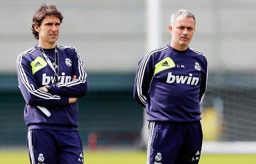 Real chia tay phó tướng thời Mourinho - 1