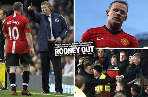MU - Rooney: Gương vỡ không thể lành - 1