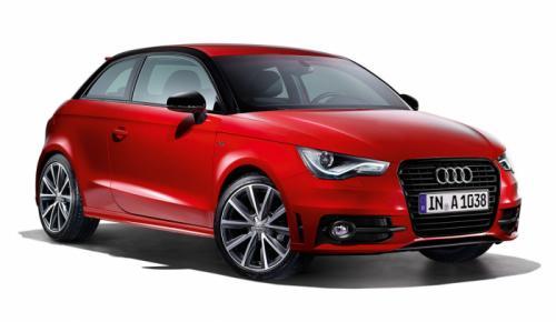 Audi A1 S Line Style Edition trình làng - 1