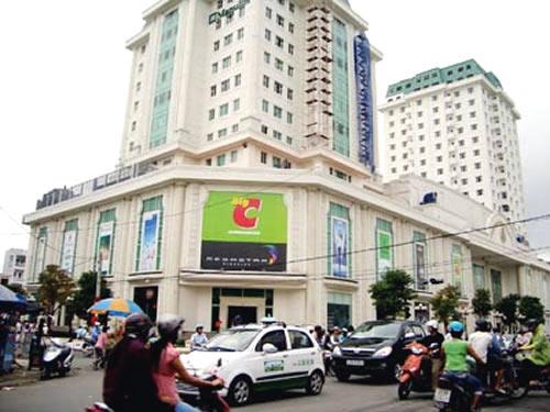 Loạn đả trong siêu thị BigC Đà Nẵng - 1