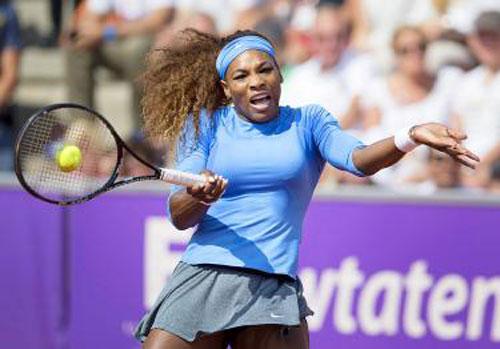 Serena - Tatishvili: Đẳng cấp số 1 (V2 Bastad) - 1