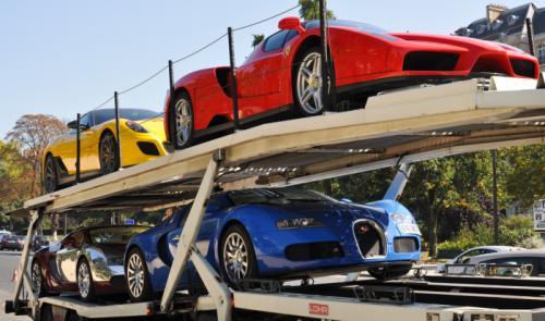 Bán 11 siêu xe giá 3,1 triệu Euro - 1