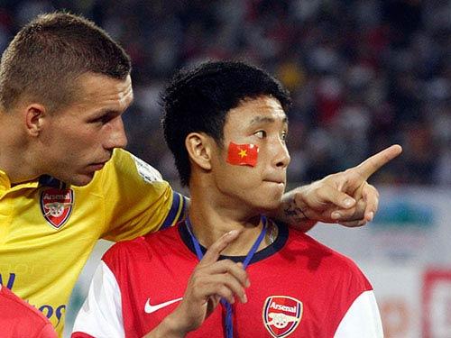 Arsenal: Khách mời đáng giá - 1