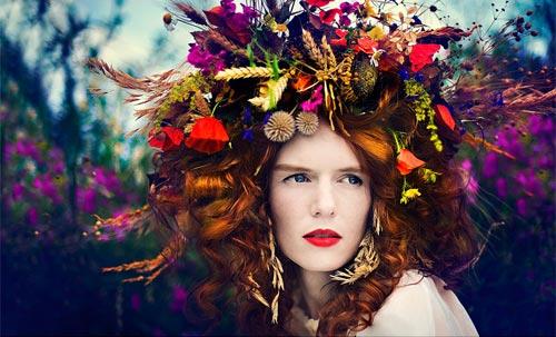 Học make up từ các bộ hình thời trang - 1