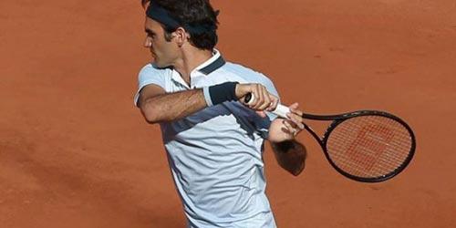 Federer ngày càng tự tin hơn - 1